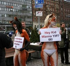Goddamn furries just had to spread The furry culture to finland