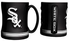 Chicago White Sox Coffee Mug - 14oz Sculpted