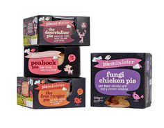 Pieminister new packaging «