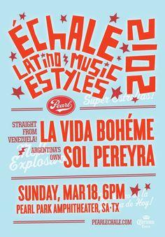 Echale Latino Music -  USA  http://pearlechale.com/
