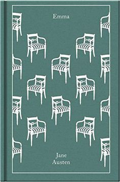 Emma (Penguin Clothbound Classics) by Jane Austen https://www.amazon.co.uk/dp/014119247X/ref=cm_sw_r_pi_dp_U_x_88AlAbQ0P9G9A