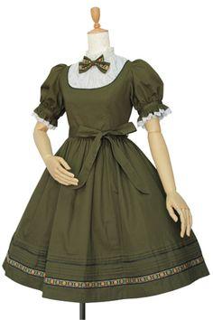 Snow White Dress by Victorian maiden