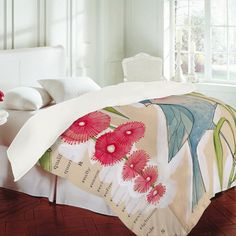 I pinned this Mister Duvet Cover by Cori Dantini from the Cori Dantini event at Joss and Main!