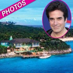Rent David Copperfield's Magical Private Island For $37,000 A Day! |