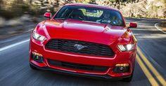 Ford anuncia Mustang Shelby GT350 com motor mais forte da história - Ultimas Notícias - UOL Carros