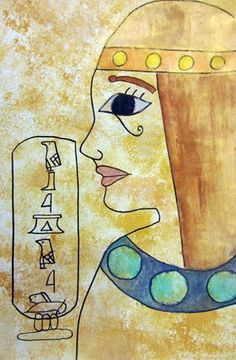 Artsonia is a kids art museum where young artists and students display their art for other kids worldwide to view. This gallery displays schools and student art projects in our museum and offer exciting lesson plan art project ideas. Art Lessons For Kids, Art For Kids, 4th Grade Art, Middle School Art, Egyptian Art, Art Lesson Plans, Ancient Civilizations, Cool Art, Nice Art