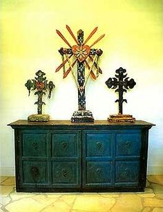 crosses - Mexican staples in decoration