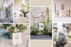 Creative ideas for table settings