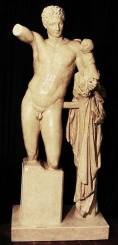 Hermes with the Infant Dionysus - University of Saskatchewan