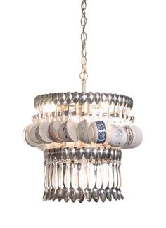 Take a look at Teacup Chandelier by Cake Vintage Lighting at www.doodlehome.com/product/cakev_CV823