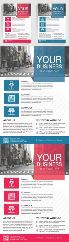 Real Estate PSD Flyer Template + Facebook Cover ads Pinterest - now hiring flyer template