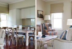 Darley Woodlands Homestead #interiordesign #interior #decor #home #adelaidebragg Room Stuff, Classic Interior, Service Design, Homesteading, Dining Chairs, Commercial, Inspired, Interior Design, Table
