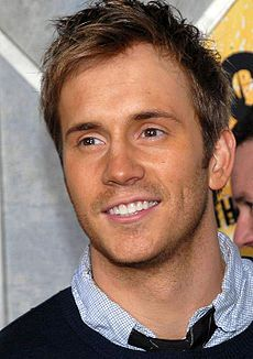 Robert Hoffman, cute and funny as hell!  Check out his videos on Youtube or, PunchRobert.com