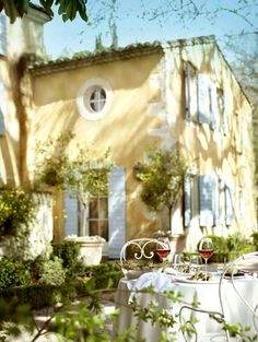 Provence #Home #Exterior #Decor ༺༺ ❤  ℭƘ ༻༻