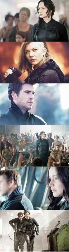The Hunger Games - Mockingjay