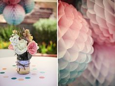 Dreamy Watercolor Baby Shower {Pastel & Perfect!}
