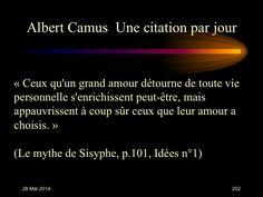 Albert Camus (1913-1960) n° 202