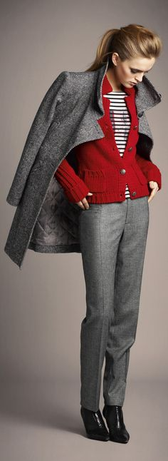 Oui ~ 2012. For the office. Great look