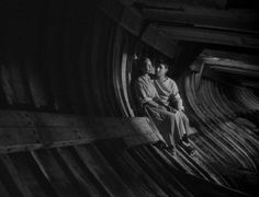 La Pointe Courte (1955, Agnès Varda) / Cinematographyby Paul Soulignac, Louis Stein