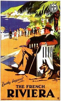 The French Riviera ~ Ed Kealy                                                                                                                                                                                 More