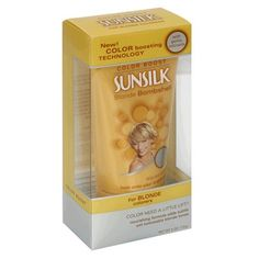 Sunsilk Blonde Bombshell Color Boost for Blonde Colorers, 6 oz (170 g) -- Details can be found by clicking on the image.