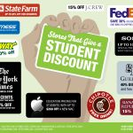 100  Stores That Give a Student Discount