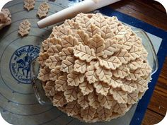 We were giddy putting this slideshow together, channeling our inner pie-contest judge. We must admit, it was hard to choose! You've heard baking is a science, well let's not forget it can also be an art. Check out these impressive crusts.