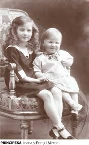 Princess and Prince youngest children of King Ferdinand I and Queen Marie(Princess Marie of Edinburgh) of Romania. British Royal Family Tree, Romanian Royal Family, Royal Family Trees, Queen Victoria Descendants, Princess Victoria, Royal Family Lineage, Michael I Of Romania, Von Hohenzollern, Austria
