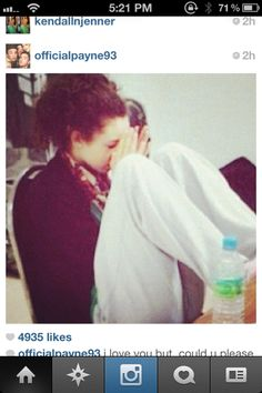 """Liam put this on Instagram and said """"i love you but.. could u please stop the hate.. just stop it. it makes me so sad to see her cry so often. why are u doing this :("""" this breaks my heart :( NO ONE deserves that. period.I love Dani for her not just coz she is Liam's Gf...I wish i could just snap my fingers and make all the Directionators vanish..."""