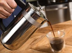 Meet the $150 KitchenAid Precision Press coffee maker, which is built to take much of the guesswork out of brewing French press-style java thanks to its integrated scale.