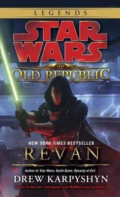 This contains: Revan: Star Wars Legends (the Old Republic) by Karpyshyn, Drew