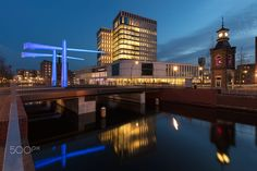 cityhall almelo by Frank de Vries on 500px