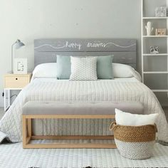 This is a Bedroom Concepts. The interior design is a broad term for many interior designers young and old. The interior design is said to be the most important thing in the house after construction… Dream Bedroom, Home Bedroom, Girls Bedroom, Master Bedroom, Bedroom Decor, Decor Room, Home Decor, Bedroom Interiors, Childrens Bedroom