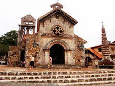 Chavon's Church - La Romana, Dominican Republic.