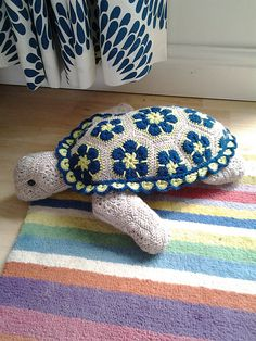 Ravelry: laylaforever's Atuin the Turtle