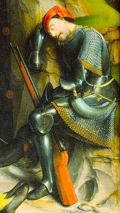 Ethnographic Arms  Armour - A Very Rare Nuremberg Arquebus 'Bronze'/Brass Barrel, ca. 1500-10