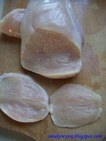 Smakowy Raj - blog kulinarny: Kurczak Szu - Szu Bacon Potato, Food Decoration, Polish Recipes, Food Design, Food To Make, Chicken Recipes, Food And Drink, Cooking Recipes, Yummy Food