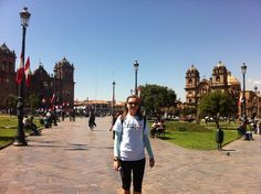 """Arrival and City tour for Alexandra Filonenko to PERU Cusco for the Medical program for 4 weeks with Spanish immersion lessons. """"I am a nurse and is interested to see how health care is delivered across the globe. I always had a soft spot for Spanish culture and people, and I would like to speak fluent Spanish one day. I will be more than happy to share my experience and to help, as well as to learn from different people and reflect on things with the new perspective. I have been on school…"""