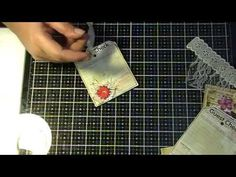 Guest Check Pocket Tag Tutorial - YouTube