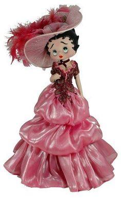 Precious Kids 36005 16 Betty Boop Porcelain Figure Lamp: CDN$ 77.86 (Canada)