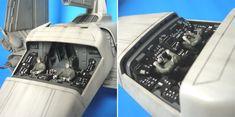 mpc Plastic Model Kit Imperial Shuttle Tydirium by どろぼうひげ