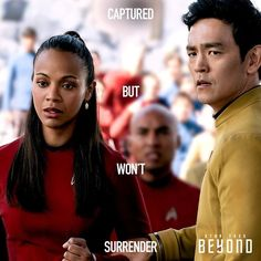 A post from the official Star Trek Facebook page