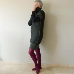 """Hoy en el blog """"maldita violencia"""" digamos NO a la violencia contra las mujeres! #canaskilosyestilo #canas #kilos #estilo #moda #blogdemoda #mayoresde50 #mujeres #noalaviolencia #violenciadegenero #25n #morado #gray #style #fashionblogger #fashion #fashionover50 #ootd #lookoftheday #instafashion #violence #women #november25 #purple #lookdeldia #over50andfabulous"""