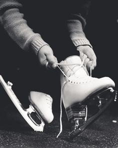 Skating senior pictures