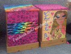 Painted Furniture.. Facebook.com/suzybeeboutique Twitter: @SuzyBeeBoutique