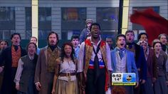 """Les Miserables Performs """"One Day More"""" on Good Morning America 