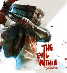 The Evil Within The Keeper