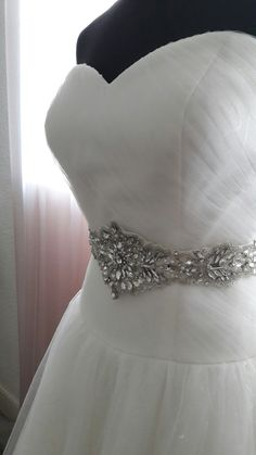 Wedding Dress Available To Order From The Dornellie Bridal Studio Newport Isle Of Wight Princess Style