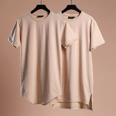"""A Close Look At Our New """"Nude E-Long"""" Dropping This Friday! in Scoop+Hi-Lo Hem 