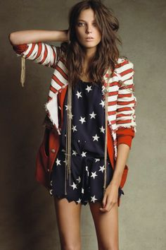 What to wear this 4th of July weekend (today on chicityfashion.com)